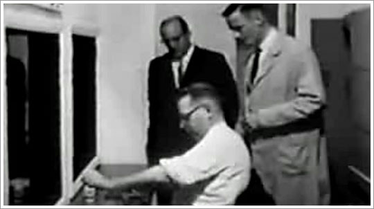 the controversy surrounding paul browns famous experiment milgram From new haven to santa clara famous, controversial, and, arguably  the experiment, milgram sent a questionnaire to his nor-.